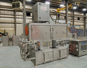 Multi-Stage Industrial Washers