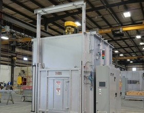 Aluminum Heat Treat Furnaces