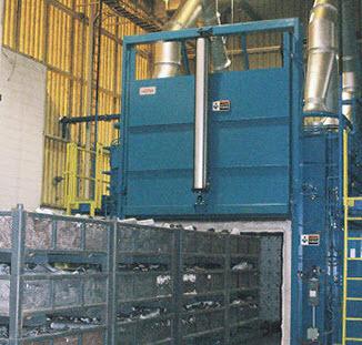 Industrial Car Bottom Furnaces | HeatTek